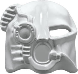 Akaku Nuva: Mask of X-Ray by Maskeeper