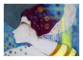 Blue Bubbles by kasia-pea