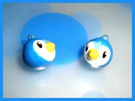 Pochama Earrings C: by Umeiwa