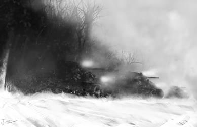 Hellhound Division by JimOfRapture