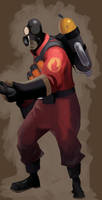 Pyro: Some Like It Hot by JimOfRapture