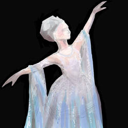 Bailarina by jujubaverde