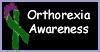 Orthorexia Stamp by shadowlight-oak