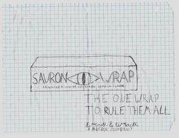 SAURON WRAP by UrLogicFails