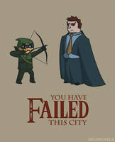 You Have Failed This City by UrLogicFails