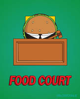 Food Court by UrLogicFails