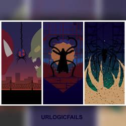 Raimi Spider-Man Trilogy by UrLogicFails