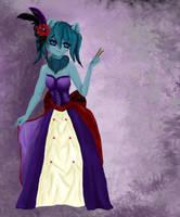 Full Portrait of a Ghost Xwee by Sevoarin