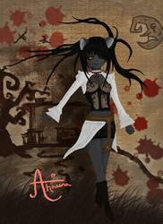 Ahriana by Sevoarin