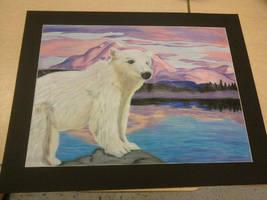 Kermode Bear by Sevoarin