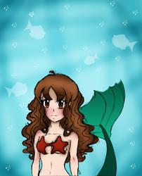 .Mermaid. by riseingdemon01