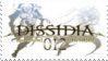 Dissidia Duodecim Logo Stamp by MrsHighwind
