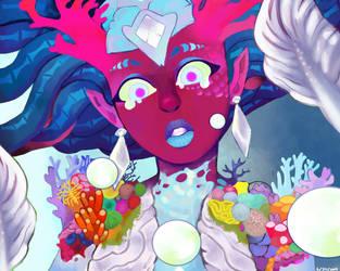 Mermaid Tears by PlurPlush