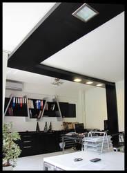 My Office by Serdarakman