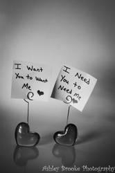 -- I Want You -- by AshleyxBrooke