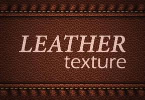 Vector Leather Pattern - Illustrator tutorial by lazunov