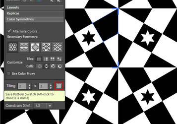 Geometric Pattern by lazunov