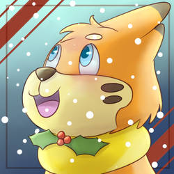 Ben Christmas Icon by Fennie-Art