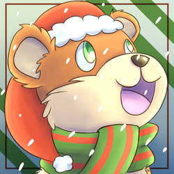 Jonathan Christmas Icon by Fennie-Art