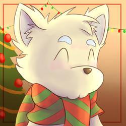 Youta Christmas Icon by Fennie-Art