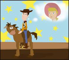 Sad Woody by Citron--Vert
