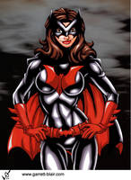 Batwoman 2 by Garrett Blair by Mythical-Mommy