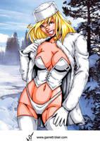 White Queen 10 Garrett Blair by Mythical-Mommy