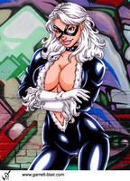 Black Cat 10 by Garrett Blair by Mythical-Mommy