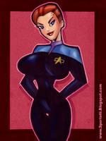 Jadzia Dax by Sportelli by Mythical-Mommy