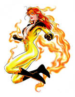 Firestar by West by Mythical-Mommy