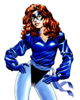 Shadowcat by West by Mythical-Mommy