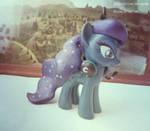 Custom  Princess Luna gamer by MrCAPiTAN