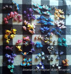 MORE pony balls by MrCAPiTAN