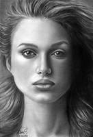 Keira Knightley by Bordjukova