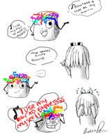 Dun Hug Me I'm Scared_Comic by JProffey