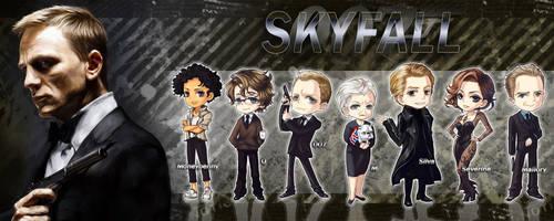 skyfall by Flayu