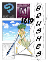 Manga Studio 5 Ex and Clip Studio Paint EX/Pro by axiskhan