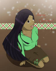 Merry Christmas 2k10 by Eli-Hinze
