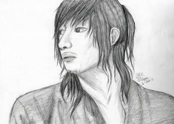 Moon Jae Shin by Eli-Hinze