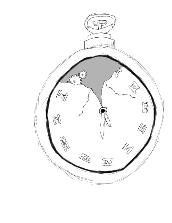 Broken Watch By Catgirl450 On Deviantart