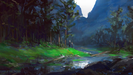 Woods by vielmond