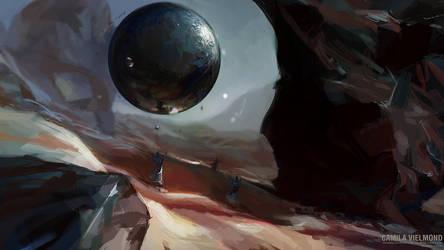 Holy Sphere! by vielmond