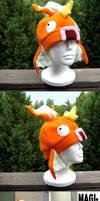 Magikarp Hat by nikkiswimmer