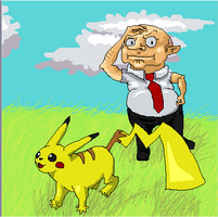 Do old people play Pokemon? by nikkiswimmer