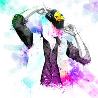 Me... in color by Kubaboom