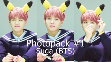 Photopack #1 Suga (BTS) by SwagLikeBTS
