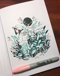 Inktober #17 by Guava-Pie