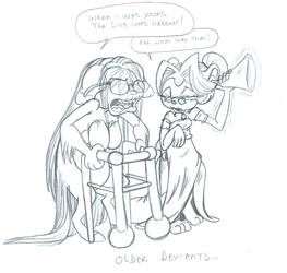 Crotchety Old Deviants by Neo-Musette