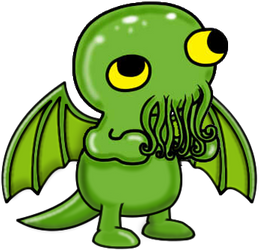 Pai Cthulhu by Wilmonjv