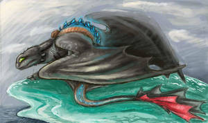 Toothless /epic/ by Skal-Men